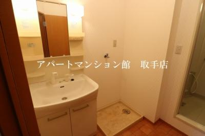 【独立洗面台】シャンティ花輪台