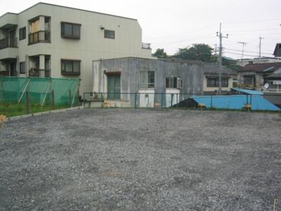 【外観】白山第一駐車場
