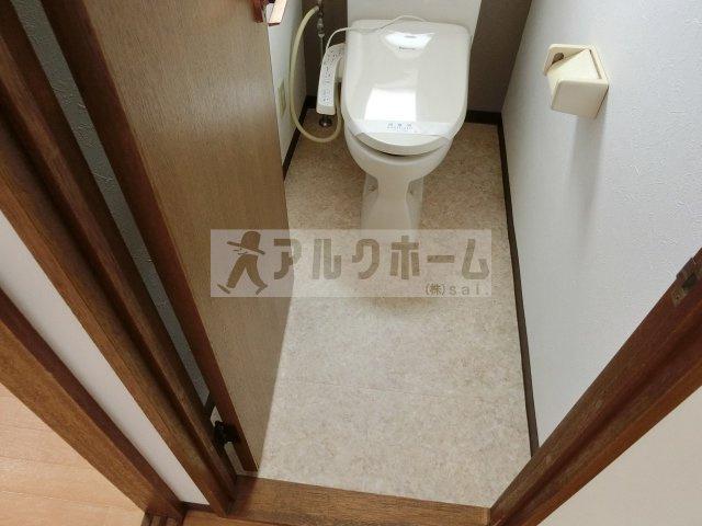 メゾンプチフォーレ(柏原市清州) お手洗い