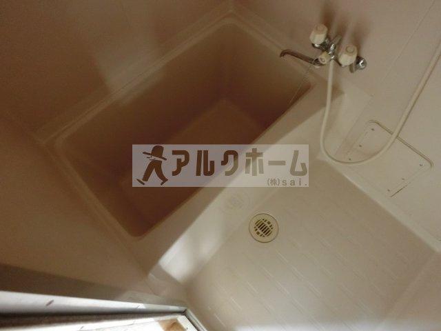 メゾンプチフォーレ(柏原市清州) 浴室