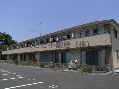 【外観】ハタノコーポ大和田