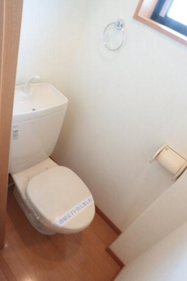 【トイレ】LEO七番館