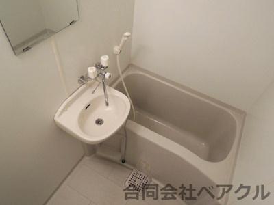 【浴室】プレアール音羽