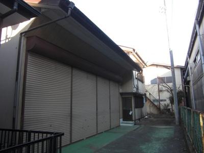 【外観】下和田貸事務所付倉庫