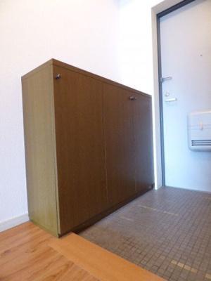 サンアロマ高砂 301  (3LDK) 玄関