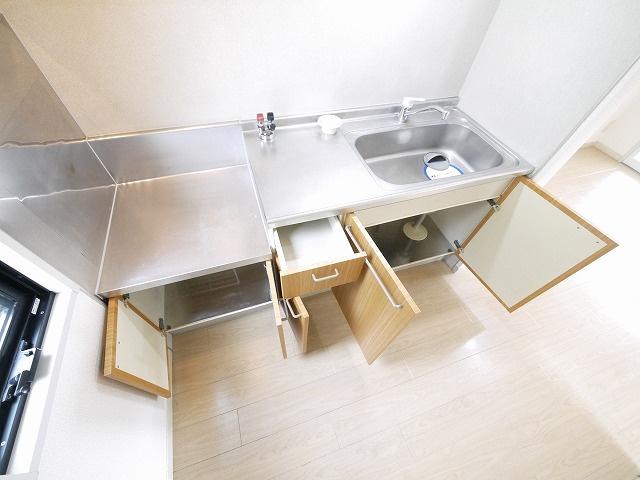 【キッチン】ファミール光B