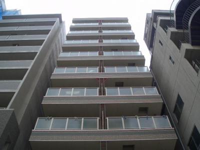 【外観】Terrace Residence 梅田東