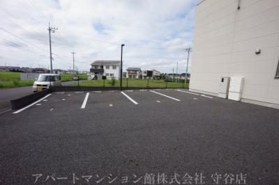 【駐車場】ビューコート