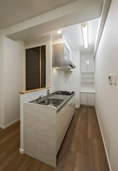 PIER PARK 渡辺通 (1LDK) キッチン