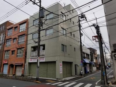 【外観】グリーンハイム上高田