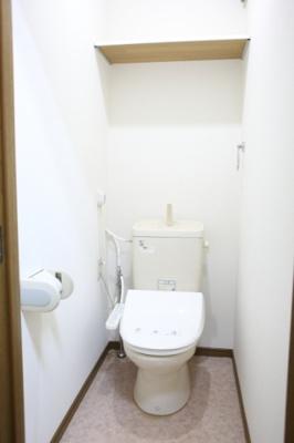 【トイレ】リサメゾン