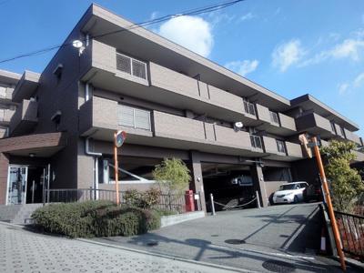 【外観】ギャラリーコート雲雀丘花屋敷弐番館