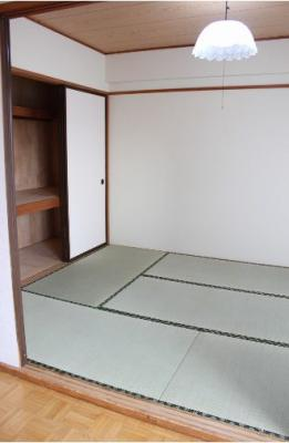 【和室】富士見ハイツ