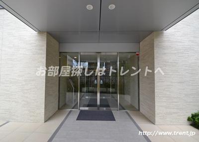 【エントランス】ザパークハウス中野坂上レジデンス