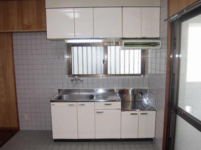 【キッチン】コーポラスタイセイ