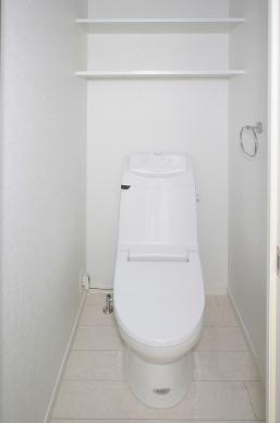 エンクレスト薬院Ⅱ(2K) トイレ