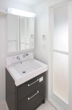 エンクレスト薬院Ⅱ(2K) 独立洗面台