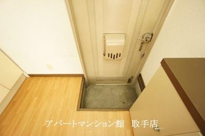 【玄関】ラフォーレ取手