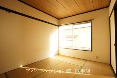 【寝室】ラフォーレ取手