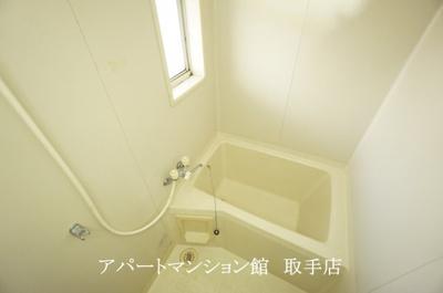 【浴室】ラフォーレ取手