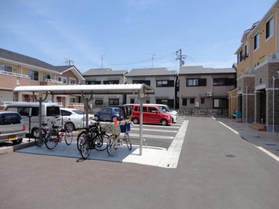 【駐車場】太子堂ガーデンハイツⅡ