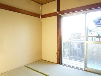 【浴室】関水ハイツ
