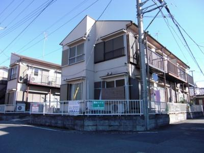 【外観】関水ハイツ