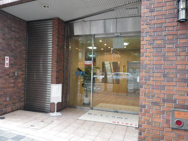 【エントランス】中津明大ビル