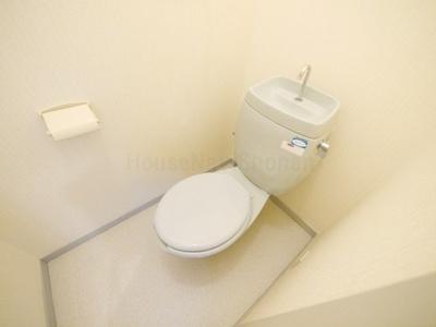 【トイレ】シャルマン鵠沼