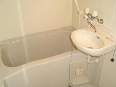 【浴室】カンティオン
