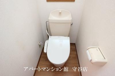 【トイレ】アヴァン新守谷