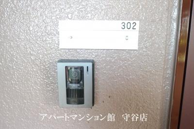 【セキュリティ】アヴァン新守谷