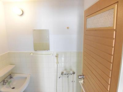 【浴室】久高アパート