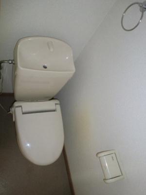 【トイレ】コーポKSA