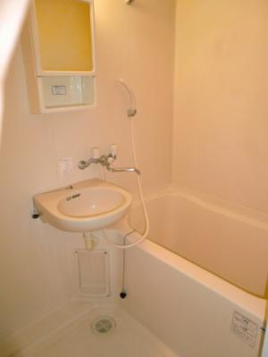 【浴室】ラビットハウス平田3