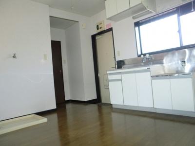 【キッチン】ラビットハウス平田3