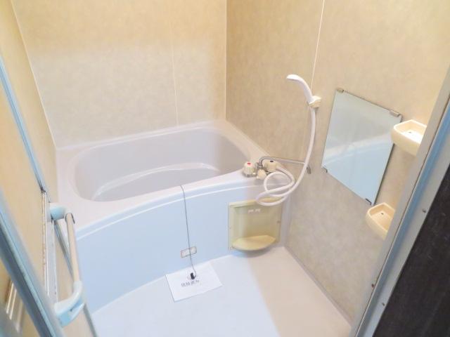 【浴室】木村コーポ 北棟