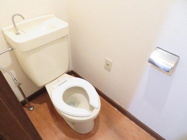 【トイレ】木村コーポ 北棟