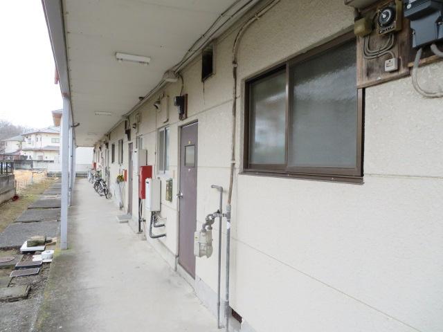 【玄関】木村コーポ 北棟