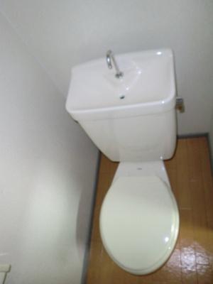 【トイレ】第2クレストホーム
