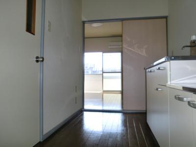 【キッチン】第2クレストホーム