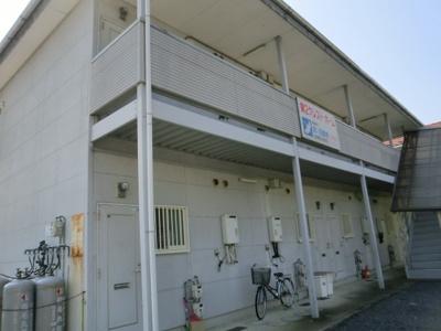 【外観】第2クレストホーム