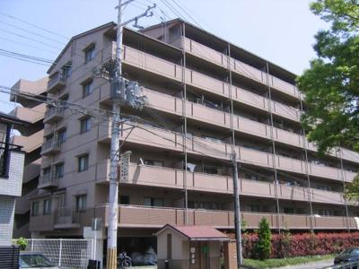 【外観】グリーンウェル宝塚A棟