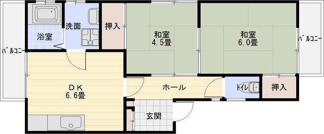 タウニーハウス