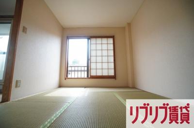 【寝室】アサヒハイム