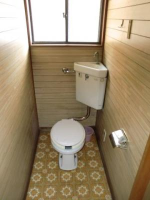 【トイレ】長沼ハウス 4K