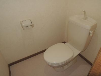 【トイレ】ヴィラパルク