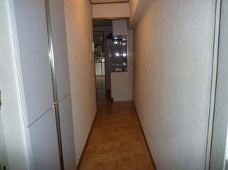 【玄関】大山ローヤルコーポ
