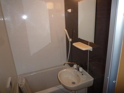 【浴室】大山ローヤルコーポ