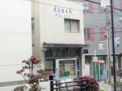 千里山駅前交番